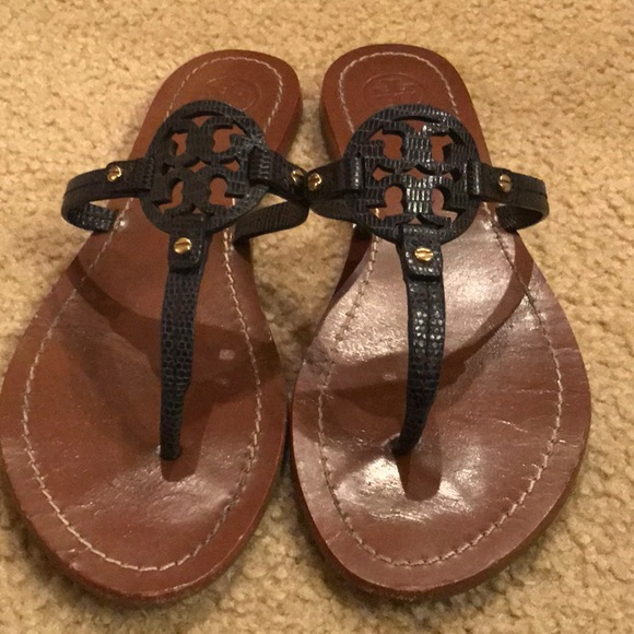 00562fbfeaf6 Tory Burch Shoes - Tory Burch Sandals size 8 - see details for deal